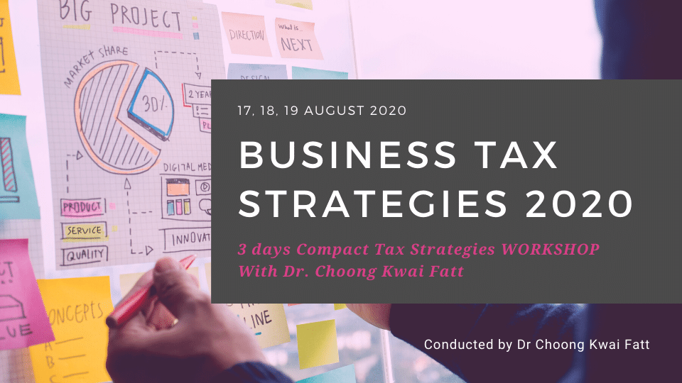 Business Tax Strategies