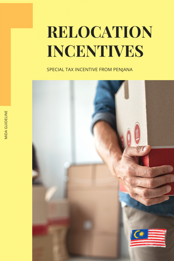 relocation incentives mida guideline